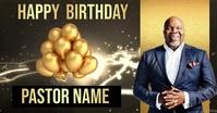 pastor birthday FACEBOOK post template