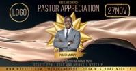 PASTORAL APPRECIATION MONTH facebook ad Obraz udostępniany na Facebooku template