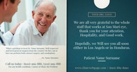 Patient Testimonial Share Template Gambar Bersama Facebook