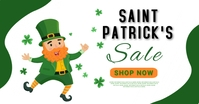 Patrick's day,st patricks,event Facebook Ad template