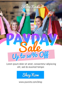 Payday Sale Flyer