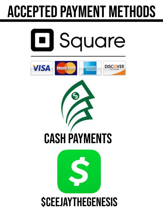 Payment Method Sheet