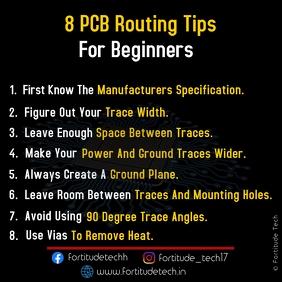 PCB Tips