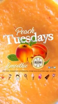 Peach Tuesdays Video