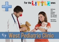 pediatric clinic/hospital/emergency/doctor