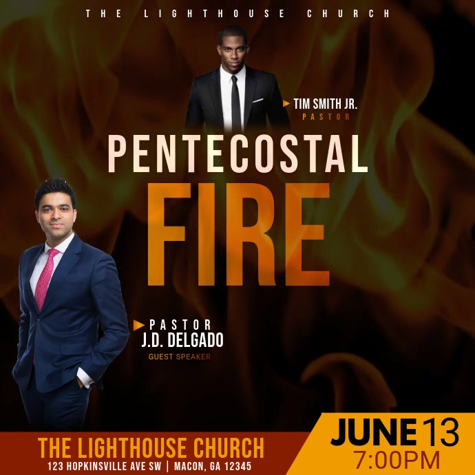 Pentecostal Fire