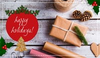 Perfect Holiday Tags template