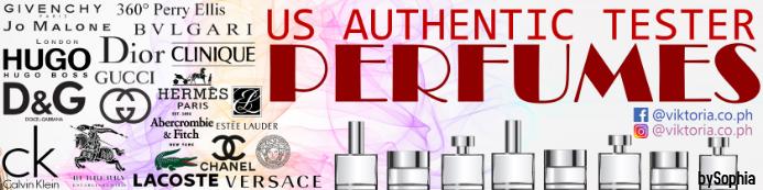 Perfumes Banner
