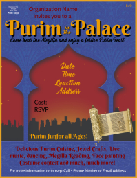 Persian Purim Party