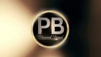 personal brand branding design template Заголовок блога