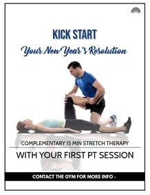 Personal Training January Promo