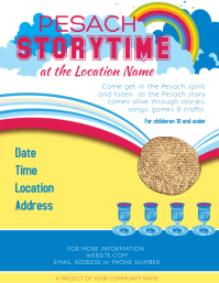 PESACH STORYTIME