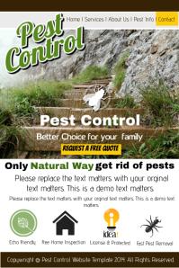 pest control template