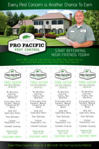 Pest Control Leaflet