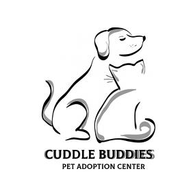 pet adoption center logo animal shelter template
