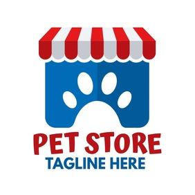 Pet Business Logo Template