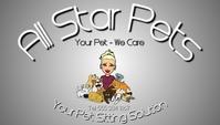 Pet Care Card template