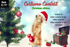pet costume comtest