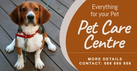 pet Facebook Ad template
