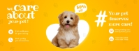 Pet Facebook Cover template
