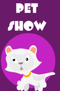 Pet Show Poster