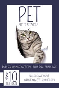 Pet Sitter Poster