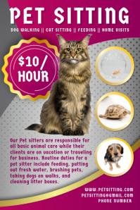 Pet Sitting Service