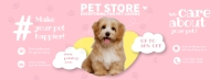 Pet Store Cover template