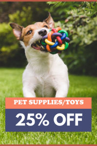 PET SUPPLY SALE