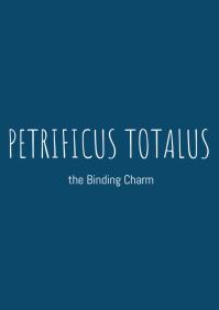 Petrificus Totalus