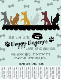 Pets Flyer (US Letter) template