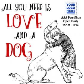 Pets Shop Template