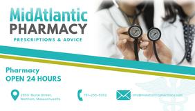 Pharmacy Business Card Design