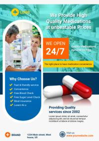 pharmacy A4 template