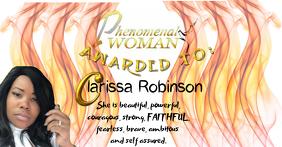 Phenomenal Woman Flyer