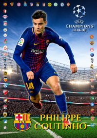 Philippe Coutinho FC Barcelona