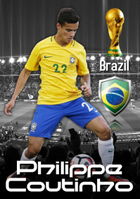 Philippe Coutinho Poster