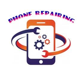 phone repairing Logo template