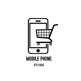 Phone store logo template