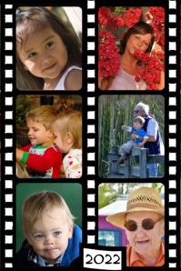 Photo Collage Poster Template