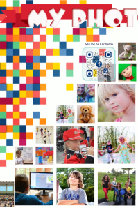 Photo collage poster - PosterMyWall