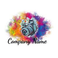 Photo Company Logo template