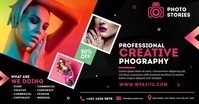 Photography Ad Facebook 共享图片 template