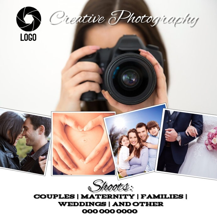 PHOTOGRAPHY AD SOCIAL MEDIA TEMPLATE Instagram Post