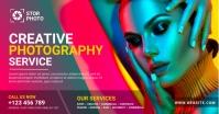Photography Ad Template Imagen Compartida en Facebook