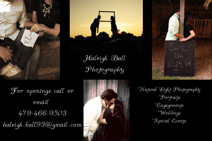Photography Advertisement