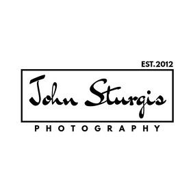 Photography black and white logo