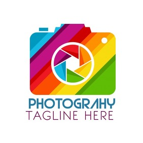 Photography Business Logo Template