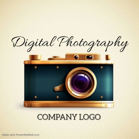 photography COMPANY LOGO DESIGN Template