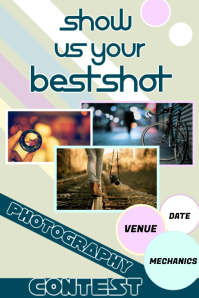 Photography Contest Poster